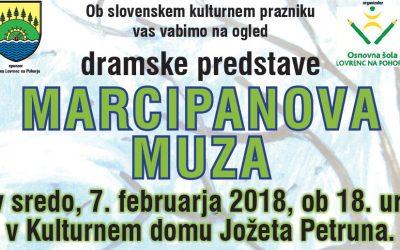MARCIPANOVA MUZA